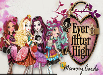 Ever After High Carti de Memorie