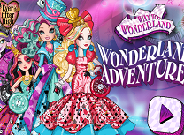 Ever After High in Tara Minunilor
