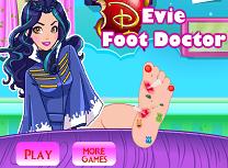 Evie Ranita la Picior