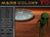 Extraterestrii de pe Marte
