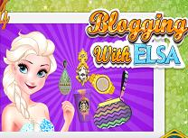 Fa Un Blog cu Elsa