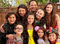 Familia Diaz Puzzle