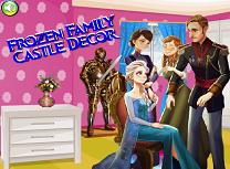 Familia Frozen Decor