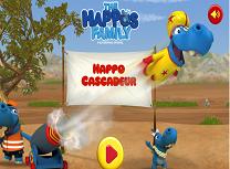 Familia Happos Cascadorii