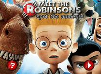 Familia Robinson Numere Ascunse