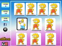 Familia Simpson Memorie