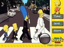 Familia Simpson Stele Ascunse