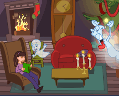 Fantoma Prietenoasa Casper