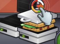Fast Food cu Sandwich