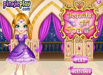 Fata Frumoasa la Spa