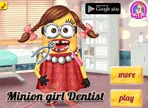 Fata Minion la Dentist