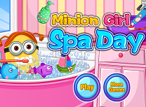 Fata Minion la Spa