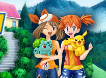 Fetele Pokemon de Imbracat
