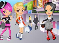 Fetele din Mall