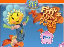 Fifi si Petalele Zburatoare