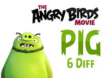 Filmul Angry Birds 6 Diferente