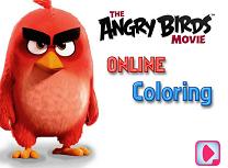 Filmul Angry Birds de Colorat