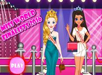 Finalistele Miss World