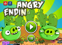 Finalul Angry Birds