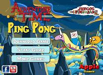 Finn si Jake Ping Pong