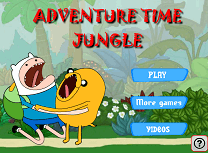 Finn si Jake in Jungla