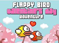 Flappy Bird de Ziua Indragostitilor