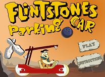 Flinstone Parcheaza Masina