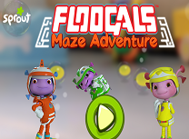 Floogals Aventura in Labirint