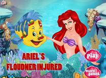 Ariel Flounder Ranit