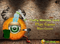 Fluffy Monster de Ingrijit