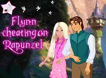 Flynn o Inseala pe Rapunzel