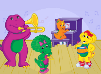 Formatia lui Barney