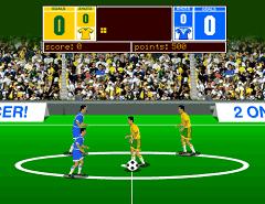 Fotbal 2 vs 2