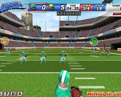 Fotbal American 3D