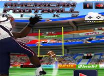 Fotbal American Lovituri Libere