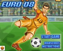 Fotbal Euro 08