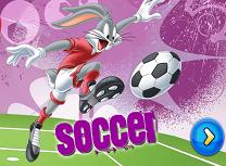 Fotbal cu Looney Tunes