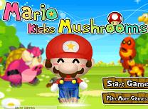 Fotbal cu Mario
