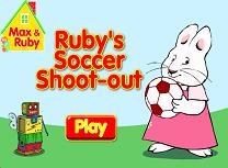 Jocuri cu Max si Ruby