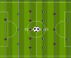 Fotbal de Masa 3D
