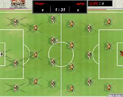 Fotbal in Linie