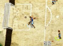 Fotbal la Mare