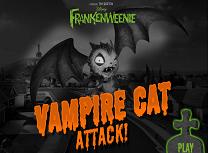Frankenweenie si Atacul Pisicii Vampir