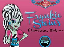 Frankie Stein Machiaj si Tinuta