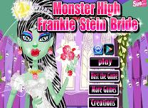 Frankie Stein Mireasa