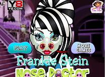 Frankie Stein la Doctor