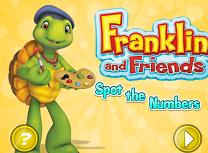 Jocuri cu Franklin si Prietenii