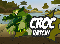 Fratii Kratt si Crocodilul