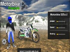 Freestyle pe Motocicleta