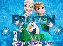 Frozen Numere Ascunse